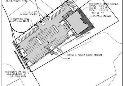 Edgewater OKs marina plan