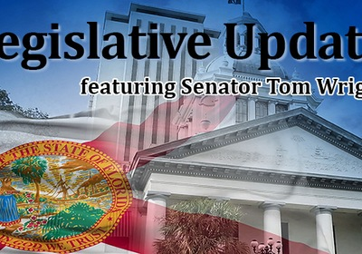 Legislative Update with Senator Tom Wright, May 21, 2020